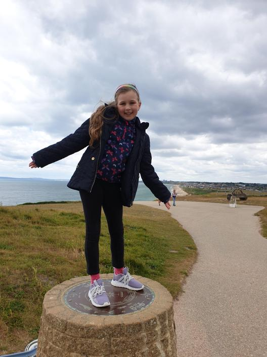 Chloe's been researching Hengistbury Head
