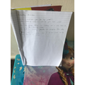I am a home learning SUPERSTAR!