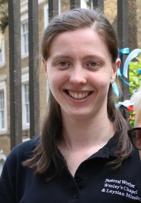 Leysian Missioner Judith Bell