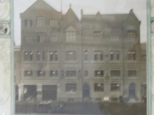 St Luke's Parochial School in Old Street