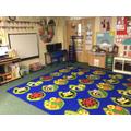 Our carpet places