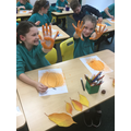 This half-term, Year 3 have enjoyed their Autumn Art Topic.
