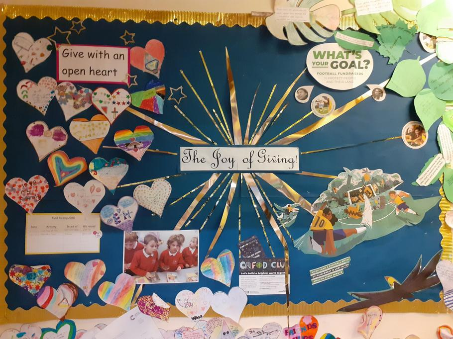CAFOD and charities board