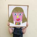 Sylvie's Self Portrait