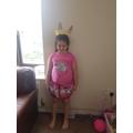 A wonderful Easter bonnet!