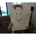 Elystan's self-portrait