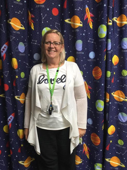 Penguins Teacher - Mrs Berry