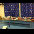 Wrapped presents: Christmas Fair 2017
