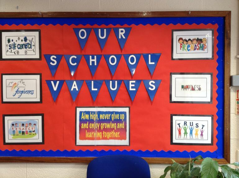 The School's Values