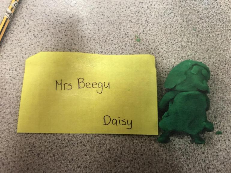 Models based on Beegu by Hawthorn class