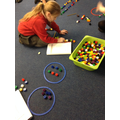 Year 2's working hard on fractions