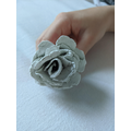 Evie's beautiful clay rose.
