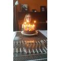 Happy birthday to Rachael.