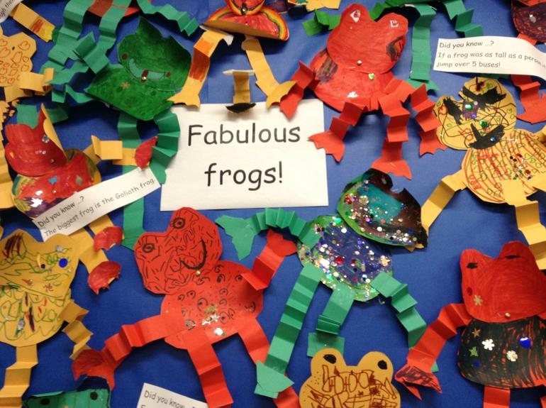 Fantastic Frogs by Lilac