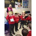 Gold, Frankincense and Myrrh