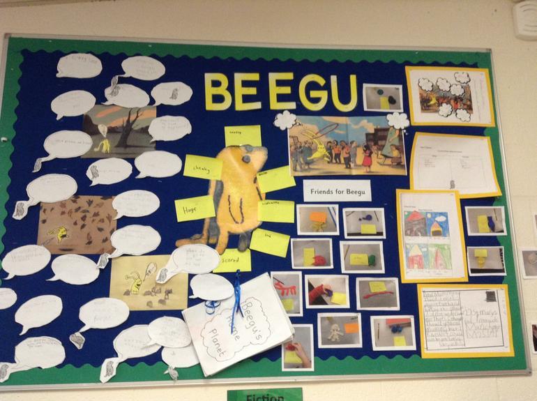 Beegu by Hawthorn Class