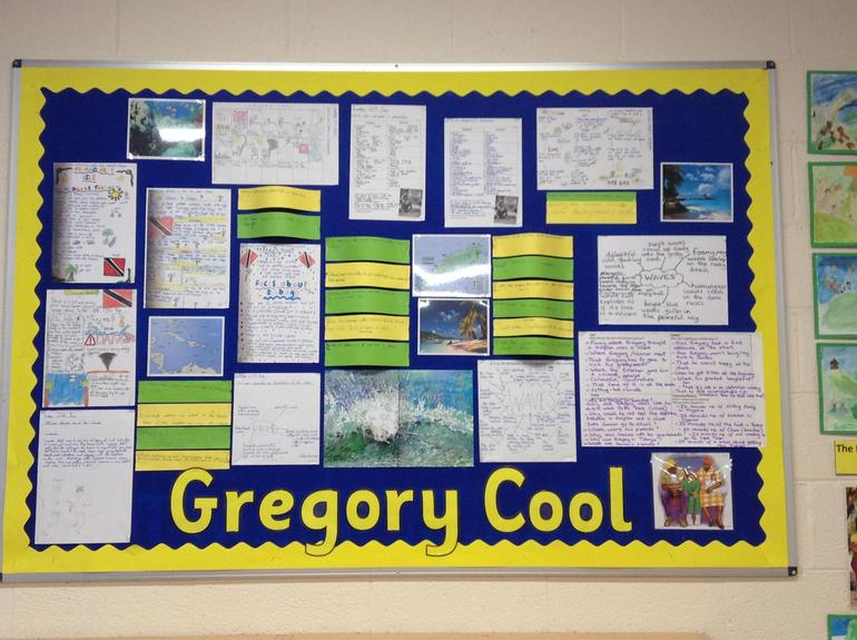 Gregory Cool by Caroline Binch (y4)