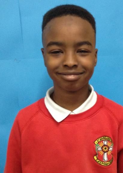 Basil Mustapha Year 6