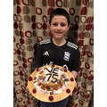 Tom A's Bake Off Entry