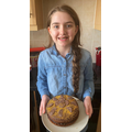Sophia's Bake Off Entry