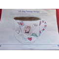 VE Day Tea Cup Design by Sophia