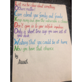Minahill's acrostic poem