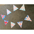 VE Day Bunting-by Sophia