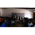An Mtumbira classroom