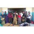 Mtumbira staff team