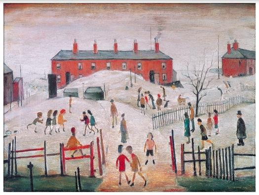 Lowry's  - School Yard