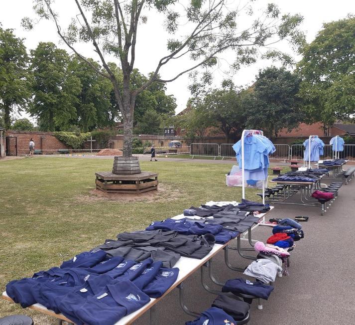 Uniform Sale (Dunchurch)