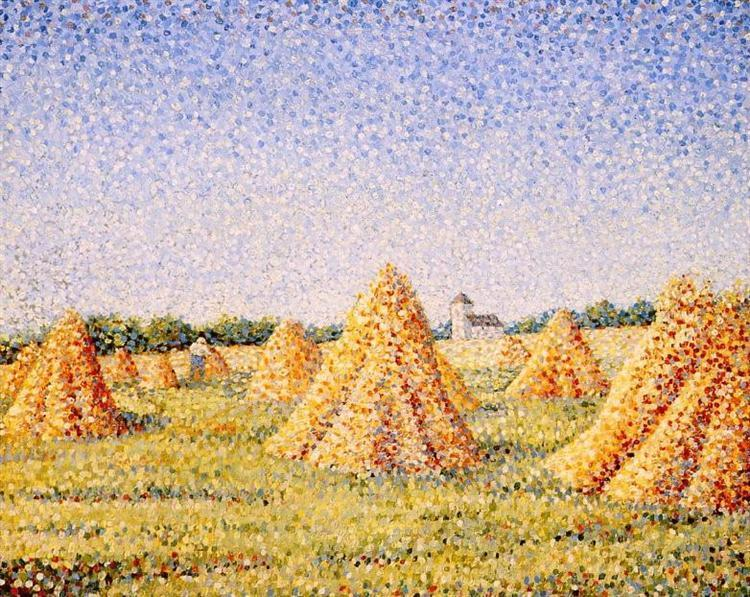 The Harvest, 1890