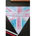 Isabelle's bunting