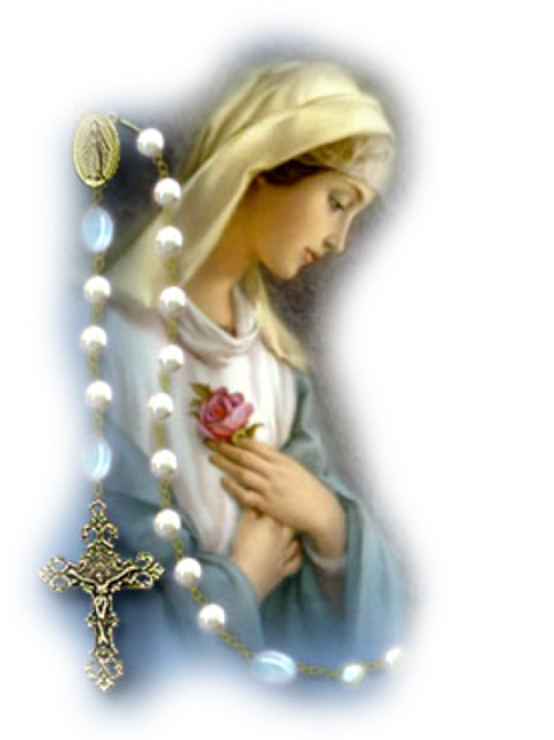 October is the month of the Holy Rosary