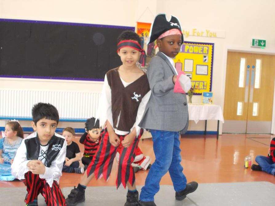Pirates!!