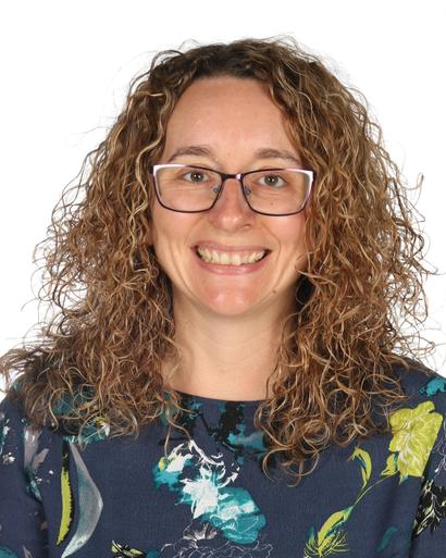 Mrs Liz Whale - Assistant Head and Teacher