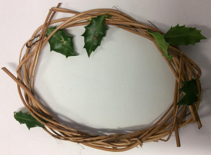 Wreath - 75p