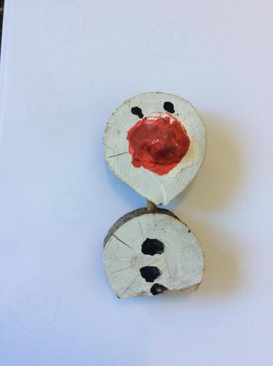 Snowman £1.00