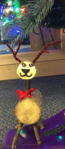 Small Reindeer - £3.75 SOLD