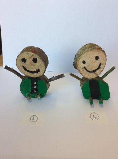Elves £1.50 each Number 4 SOLD