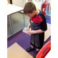 Tristan using standard measurements
