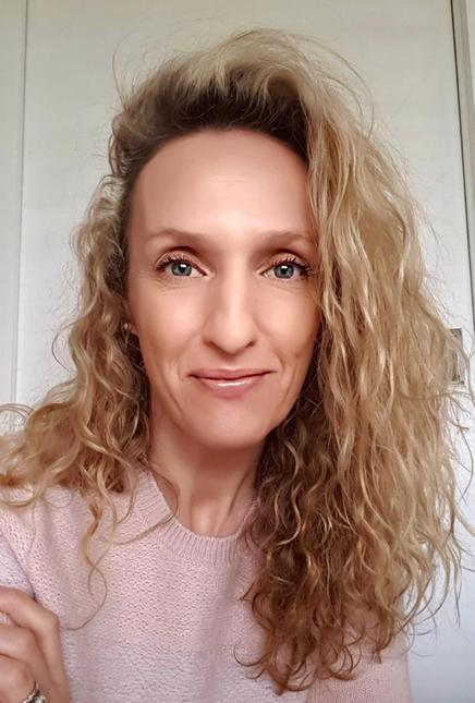 Mrs Jo Clarke - Parent Governor