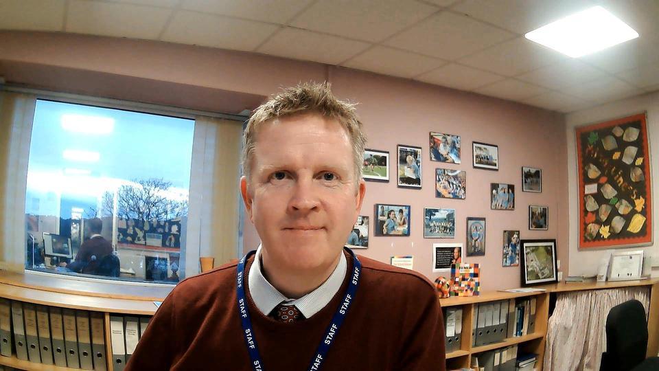 Matt Towe - Headteacher