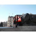 We went to Trafalgar Square