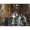 We visited the Houses of Parliament