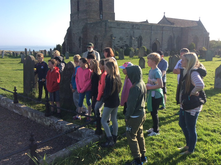 Northumberland Year 6 Residential Trip