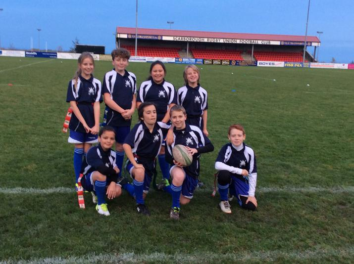 St. Martin's Rugby team