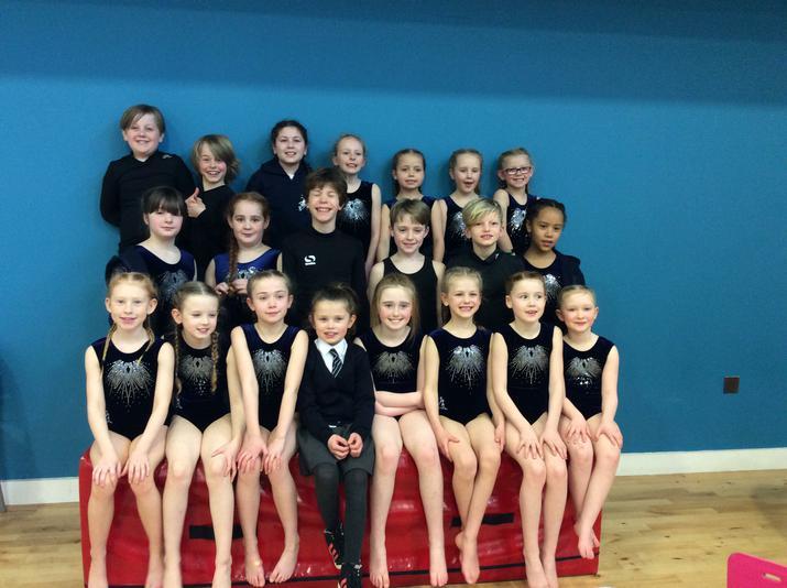 Gymnastics for Year 3/4