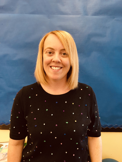 Mrs. Plumpton, Interim Headteacher / Class 1 Teacher