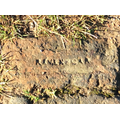 A Ravenscar brick!